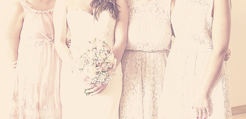 Beautiful accessories for bridesmaids
