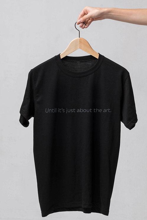 Pen + Brush Tagline T-shirt