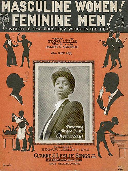 Masculine Women, Feminine Men by  Felicita Maynard