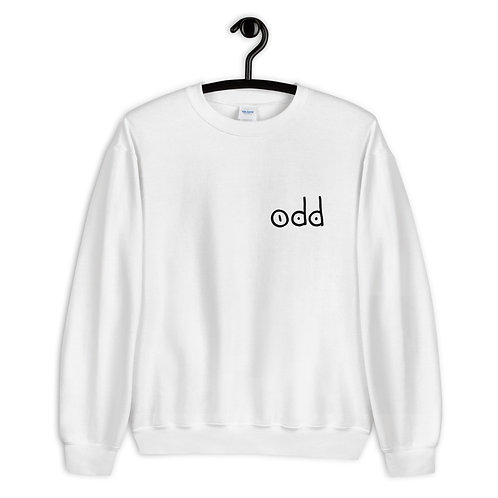 Unisex Sweatshirt Odd Classic