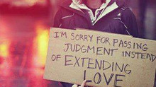 judgement or love