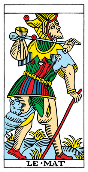 From the Tarot of Marseilles