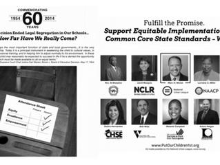 Fulfull the Promise: Brown v Board of Ed.