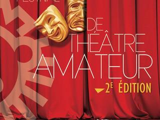 Nous irons tous au festival de Théâtre amateur de Choisy....