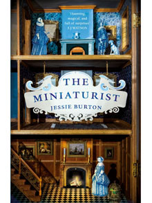 Jessie Burton-The Miniaturist, reviewed by The Hapless Writer