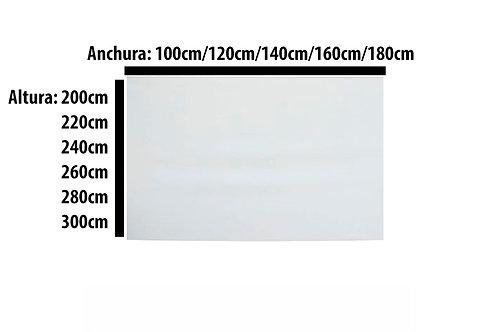 Estor Pvc Cristal Desde 200cm altura x Anchura a elegir