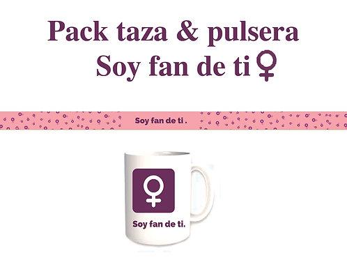 Pack Soy fan de Ti 2.0