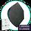 Thumbnail: mascarillas reutilizables higienicas caja 5uni