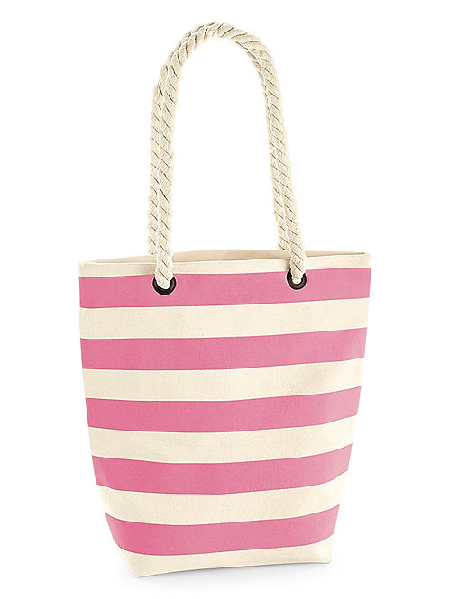 Bolsa tote nautical.