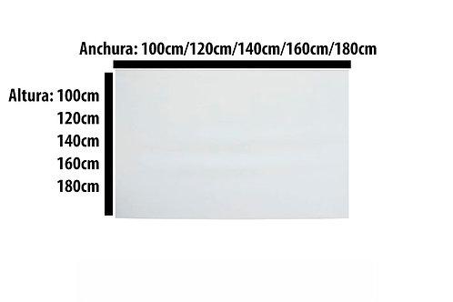 Estor Pvc Cristal Desde 100cm altura x Anchura a elegir