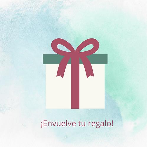Envuelve tu regalo