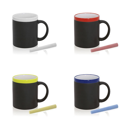 Taza colourful.