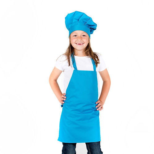 Gorro chef intantil.