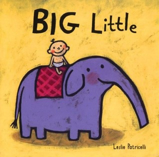 """THE """"BIG"""" LIST OF 20 BOOKS, SONGS,  RHYMES AND ACTIVITIES TO REINFORCE THE SIGHT WORDS BIG/LITTLE!"""
