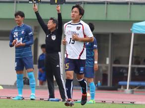 関西リーグ1部第5週・ティアモ枚方戦の結果