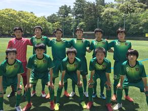 県クラブユース選手権決勝ラウンド第3戦の結果