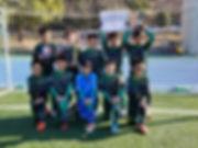 創刊90周年記念 日高新報杯少年サッカー大会 優勝
