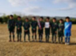 月14日15日に県内外から48チームが参加する和歌山つつじカップSpring U-12が行われ、2位トーナメントで優勝しました