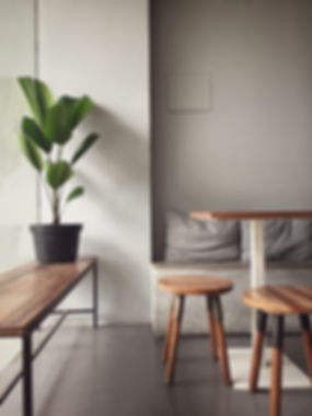 wooden-bench-and-stools-in-a-cozy-room-3