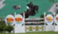 El Thuder jumping GP 1.45m