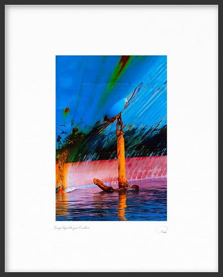 Etrave haute en couleurs, Papeete