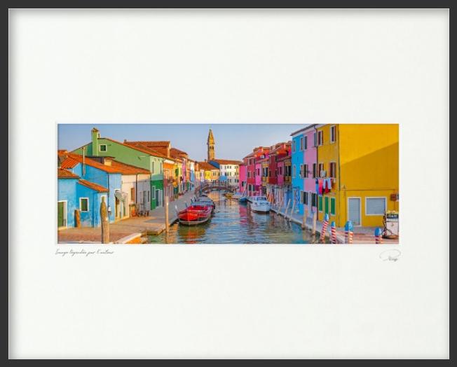Venise, l'île de Burano