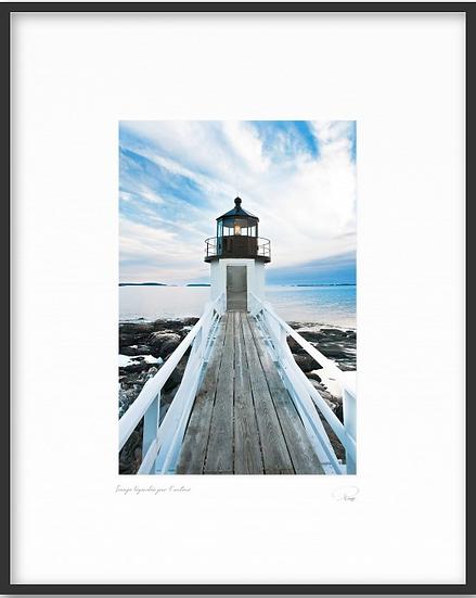 Le phare de Marshall Point,USA