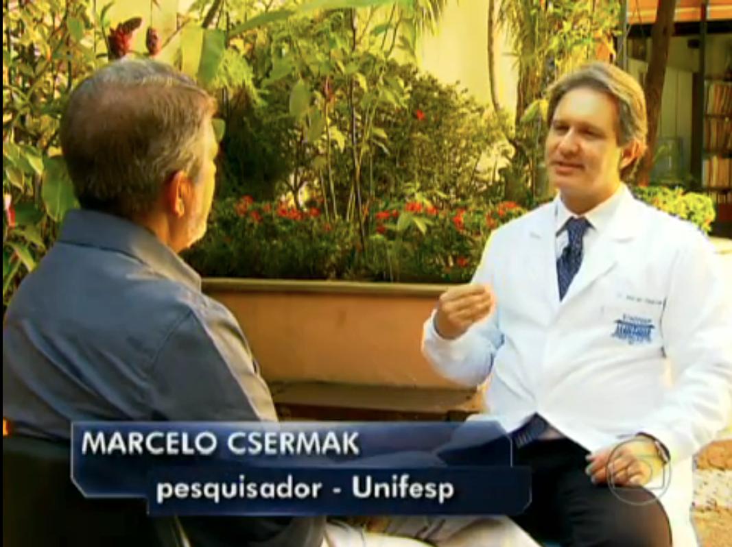 Entrevista Globo repórter