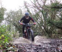 Bit damp out Gary!