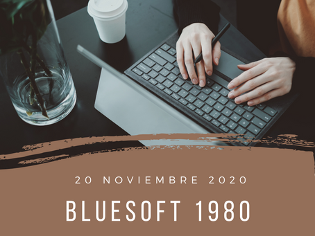 blueSoft 1980