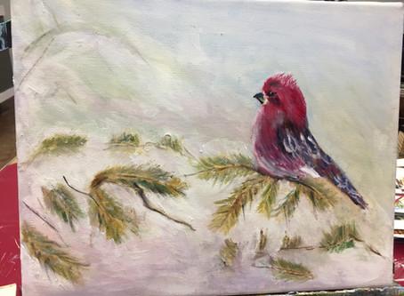 Gallery of Artful Dodger's Student Artwork