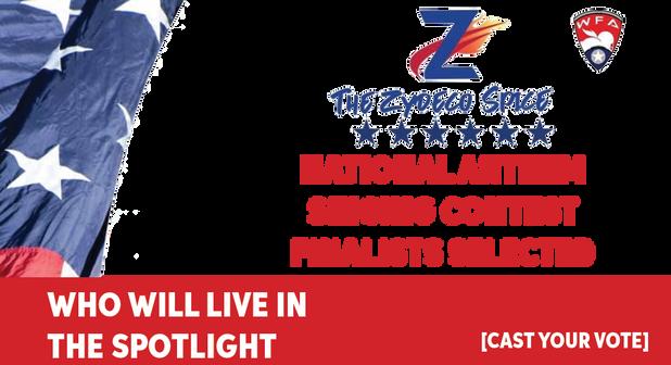 National Anthem Contest Voting