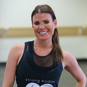 Trainer with Black Top