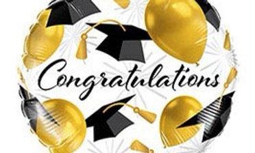 18' Congratulations Balloon