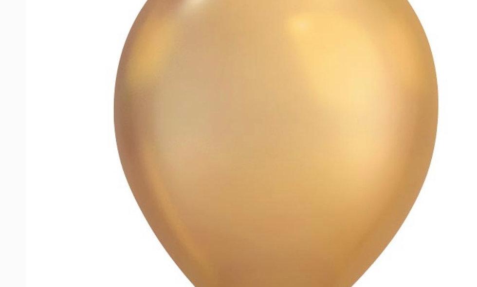 11' Chrome Gold (100ct)