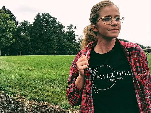 Myer Hill Short-Sleeve Unisex T-Shirt