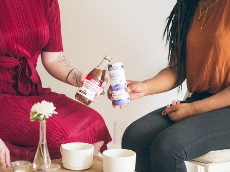 The Ideal Amount Of Kombucha 'You' Should be drinking? And When?