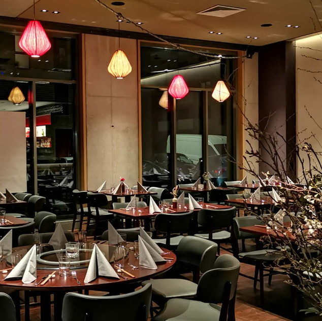 Half The Sky Restaurant Hamburg-Altona