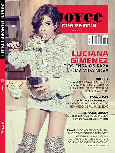 Joyce Pascowitch Luciana Gimenez