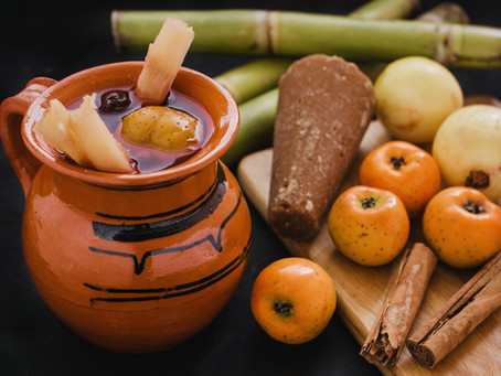 Mexican Warm Fruit Punch