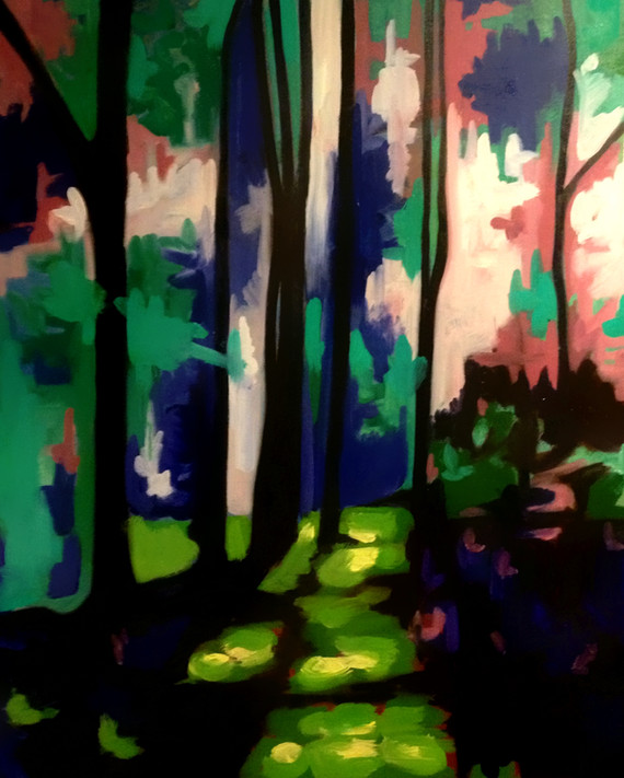 Forest Floor - SOLD