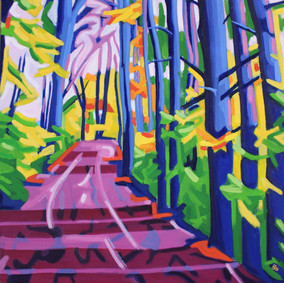 Wooded - SOLD