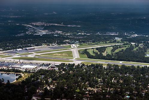 KDNL Daniel Field aerial photo