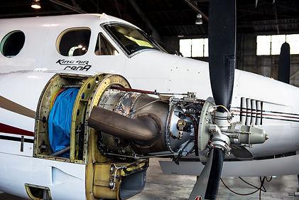 Augusta Aviation Kingair maintenance services