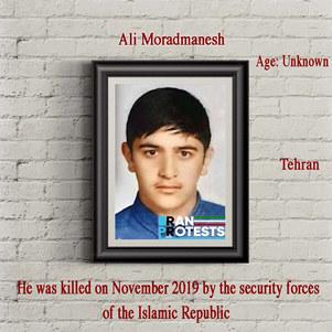 Ali Moradmanesh