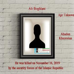 Ali Boghlani