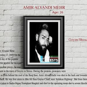 Amir Alvandi mehr