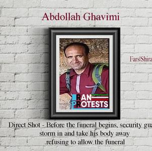Abdollah Ghavimi