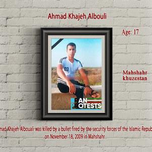 Ahmad Khajeh Albouli