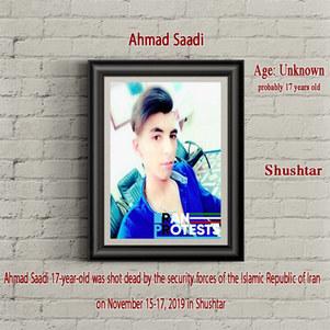 Ahmad Saadi